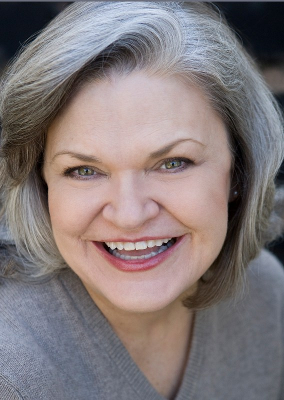 Claire Hart-Palumbo, actor headshot.